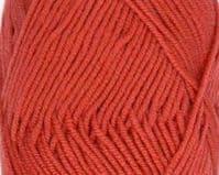 Ella Rae Cashmereno Sport Baby Knitting Yarn / Wool 50g - Clementine 25